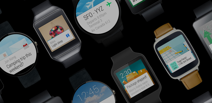 android-wear-relojes